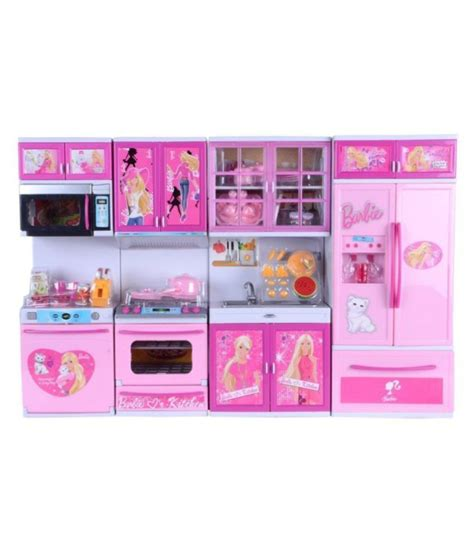 where can i buy the barbie dream house param barbie dream house kitchen set kids luxury battery operated kitchen super set