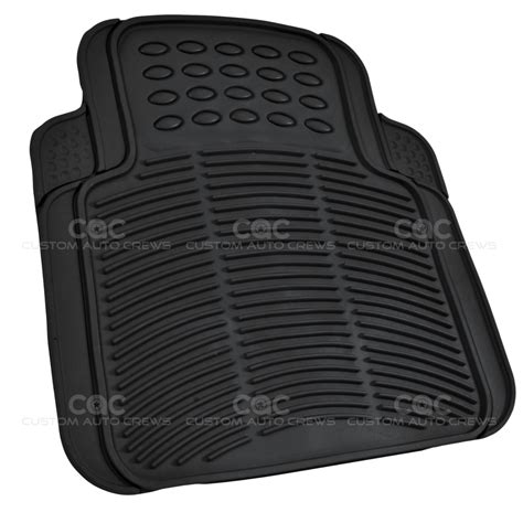 Heavy Duty Rubber Car Floor Mats by Rubber Car Floor Mats Durable All Weather Front Rear