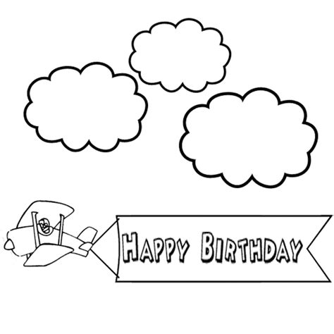 color for happy free coloring pages of 40 happy birthday