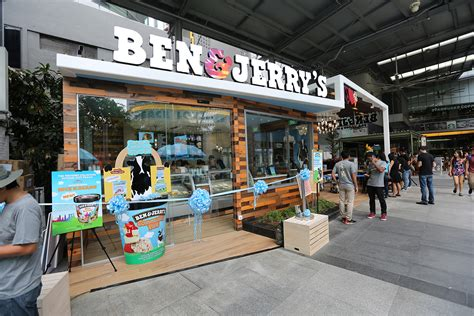 Get The Scoop And To The Home Shopping Network by Ben Jerry S Opens Flagship Scoop Shop At 313 Somerset