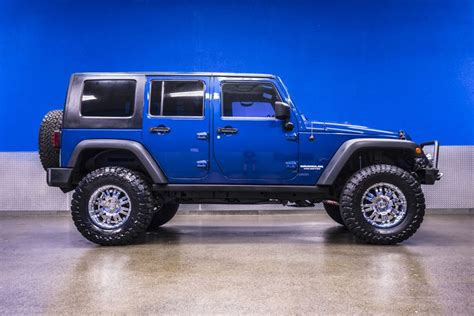 jeep wrangler jacked up jacked up jeep wranglers for sale autos post