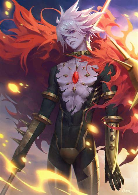 Fate Grand Order Arts karna lancer fate grand order fate