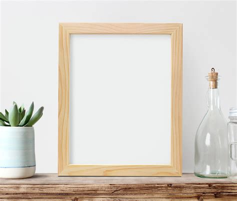10x13 unfinished wood picture frames glass by