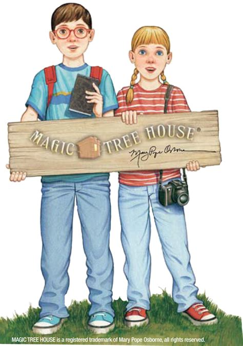 Magic Tree House by Magic Tree House 174 Traveling Exhibit Western Science Center