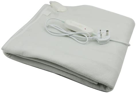 Electric Blankets Bed by Comfy Luxury Electric Blanket Heated Washable