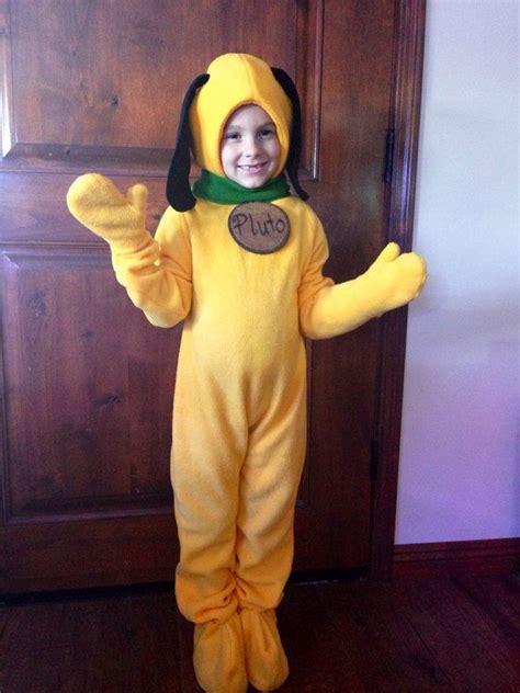 pluto costume pluto fleece costume children s