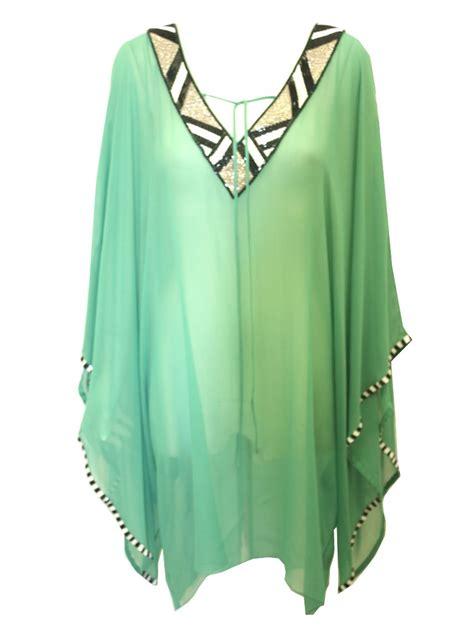 Long Indian Kaftan Dresses