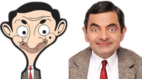 Mr Bean mr bean characters real