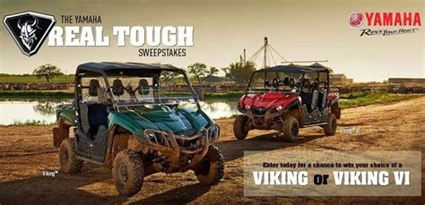 Are Sweepstakes Real - yamaha real tough sweepstakes sweepstakesbible