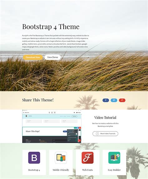 bootstrap templates for header bootstrap website templates free download 2017