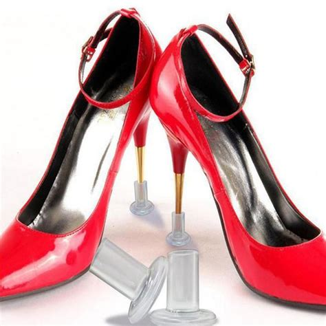 high heel guards high heel protector shield kit for shoes invisible