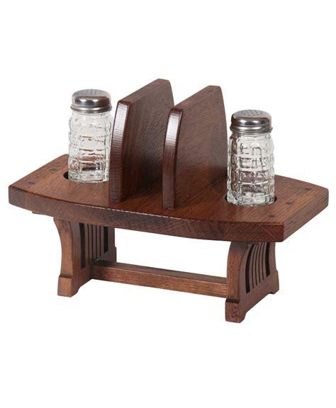 napkin holder royal mission amish direct furniture