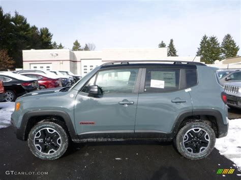 Home Interior Paint Colors by Anvil 2016 Jeep Renegade Trailhawk 4x4 Exterior Photo