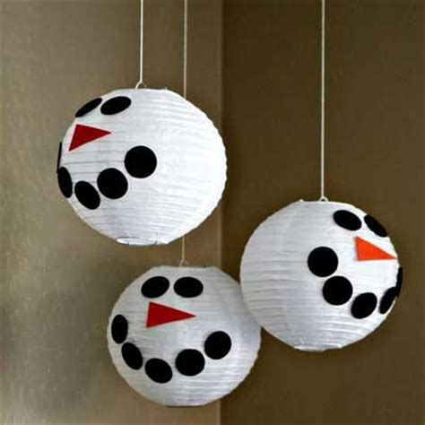 Paper Snowman Craft - winter craft paper roll snowmen memes