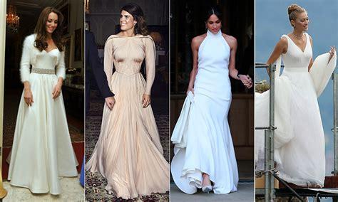 royal brides  evening wedding reception dresses