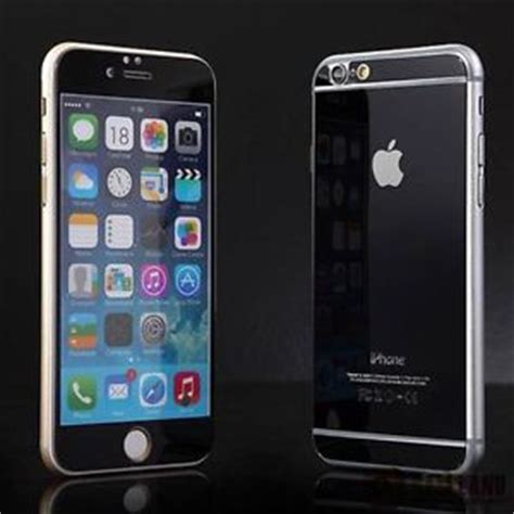 Iphone 4 4s Screen Guard Protector Gold Mewah Elegan Color Real Tempered Glass Screen Protector Iphone 6 Plus