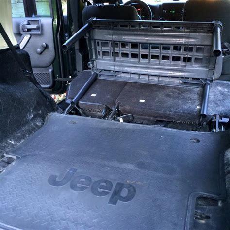 Jeep Storage Bug Out Jeep Diy Storage B O V Preparedness