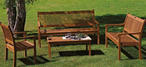www arredo giardino come arredare un giardino con arredo in legno