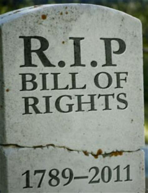 Islamic Bill Of Rights For In The Bedroom by Obama Signs Act To Abolish The Bill Of Rights