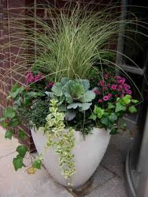 Container Flower Gardening Ideas Fabulous Fall Flowers Container Ideas Pardon My Garden