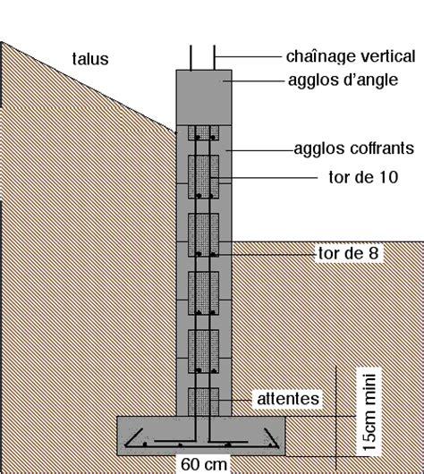 Ferraillage Bloc A Bancher 5090 ferraillage bloc a bancher construire sa piscine en bloc
