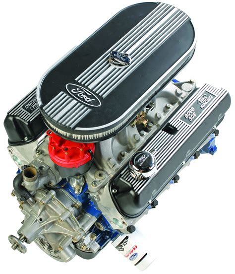 Ford Engine by Ford Offers Two New Crate Engines Autoevolution