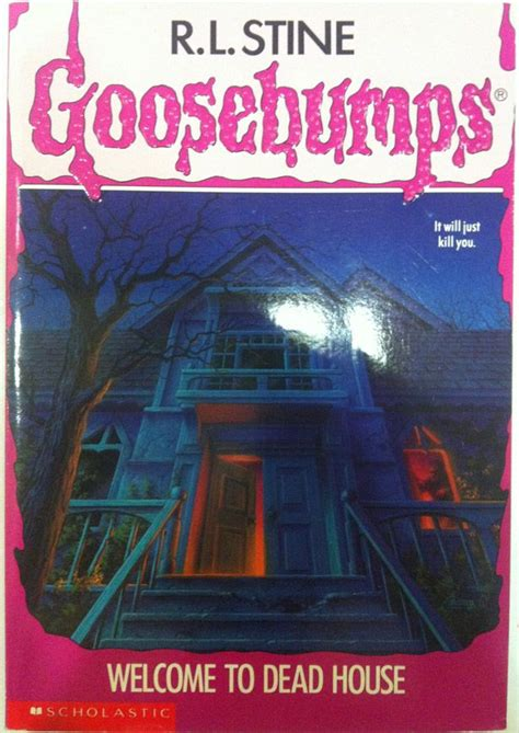 goosebumps welcome to dead house goosebumps welcome to dead house thewallbreakers july