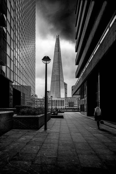 Urban Geometric Street - London Fine Art Photography by