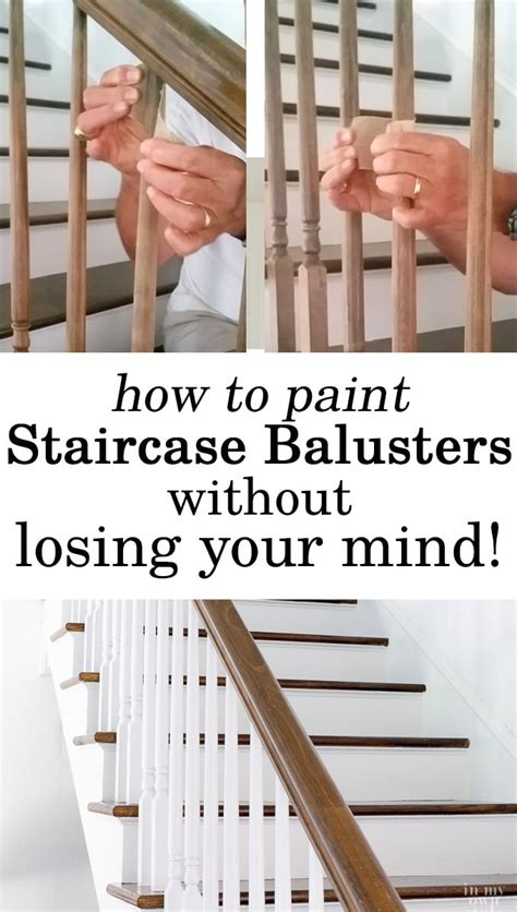 Billy Bookcase Closet Organizer Painting Staircase Balusters Without Losing Your Mind In