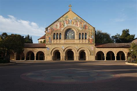 Stanford Also Search For Stanford Memorial Church