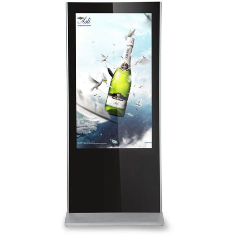 format video led astar 49 quot lcd large format kiosk dsy4910r b h photo video