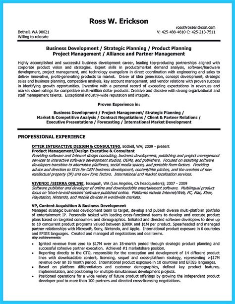 marvelous things to write best business development manager resume marvelous things to write best business development