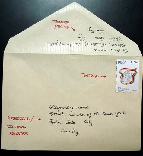 how to address an envelope the polka dot paper shop