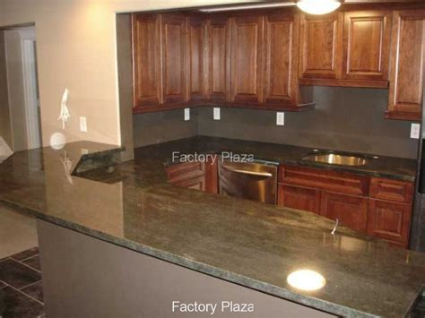 Ideas For Kitchen Countertops And Backsplashes granite countertops no backsplash
