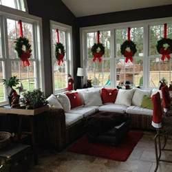 images of decorated sunrooms kreative ideen f 252 r eine festliche fensterdeko zu weihnachten