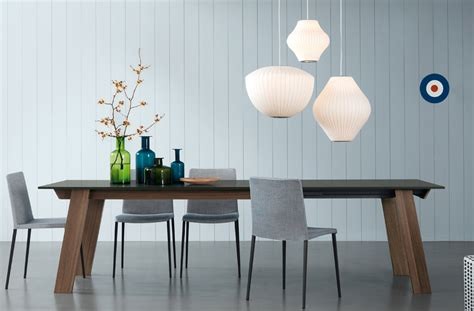 Victor Dining Table Victor Extending Dining Table Modern Extending Dining Tables By