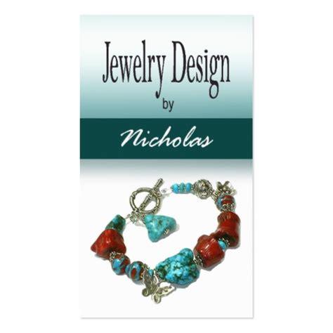 jewelry business jewelry designer custom jeweler business card template