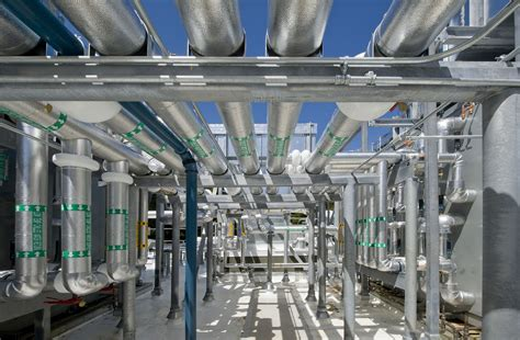 Water Piping System Laboratory Services Sander Mechanical Service