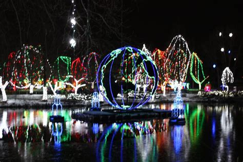 Zoo Christmas Lights 2017 Decoratingspecial Com Columbus Zoo Lights Admission