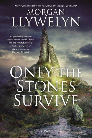 danann conquest books only the stones survive by llywelyn review
