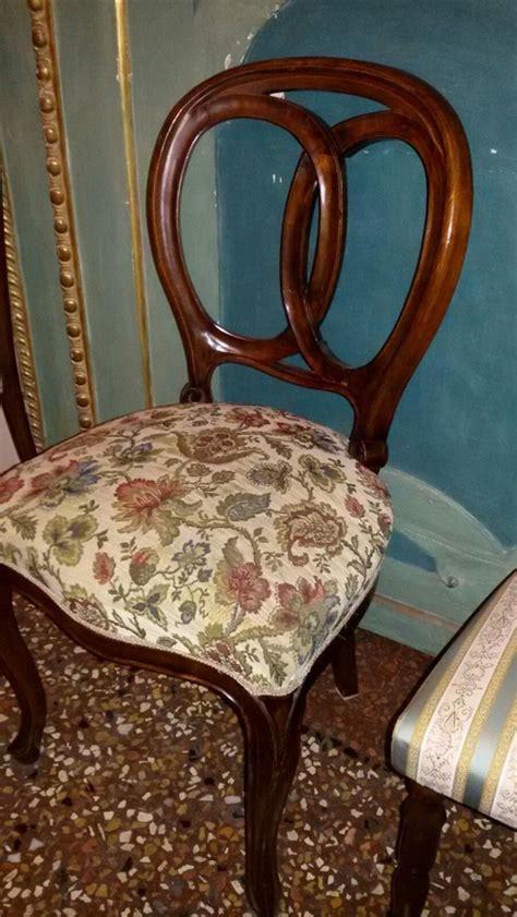 sedie per tavolo antico sedie da abbinare a un tavolo antico