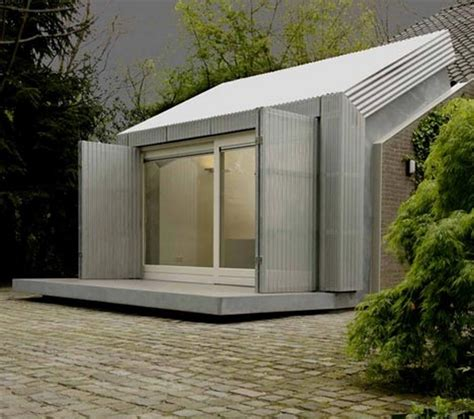 Garage Exterior Design Ideas garage turned into delightful small office in eindhoven
