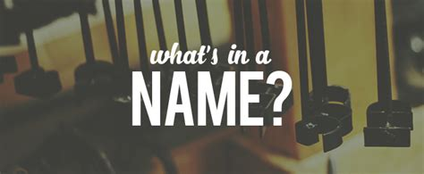 what s in a name kapil s take what s in a name crucial steps to take before naming your