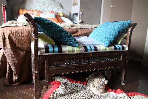 deco photo chambre et appartement style indien sur deco fr