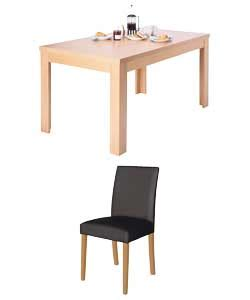 Winslow Dining Table And 4 Chairs Winslow Dining Chairs Reviews