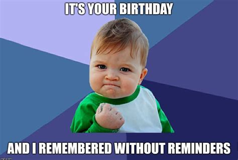 Funny Happy Memes - top 100 original and hilarious birthday memes