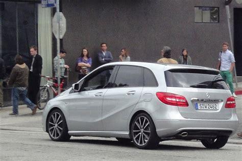 N Tv Auto Bild Tv by Erste Bilder Mercedes B Klasse Frisch Ertappt N Tv De