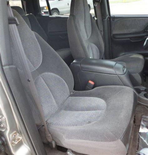 1998 dodge durango seat covers 1998 2000 dodge durango sport with molded headrests