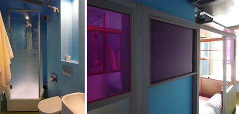 designboom bathroom hi matic hotel paris an urban ecolodge