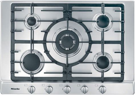 Electric Cooktop 30 Miele Km 2032 G Gas Hob